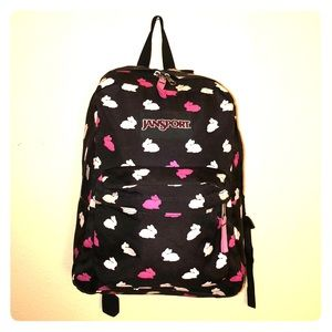 Jansport Bunny Backpack